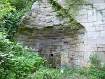 Old victorian lime kiln Stock Images