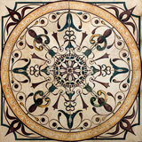 Old Victorian tile royalty free stock images