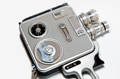 Old Video Camera Royalty Free Stock Image