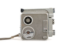 Old video camera Royalty Free Stock Photos