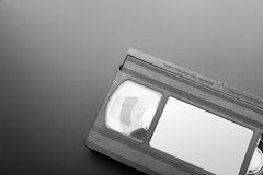 Old video cassette Royalty Free Stock Photos