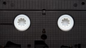 Old video cassette.  Obsolete equipment. VHS Royalty Free Stock Photo