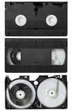 Old video tape Royalty Free Stock Photo