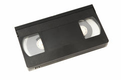 Old video tape Stock Photography