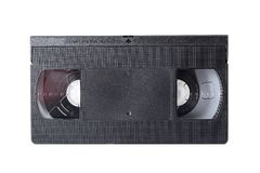Old videotape Stock Images