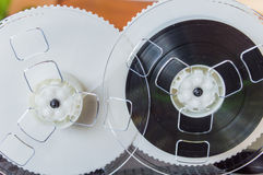 Old videotape Stock Image