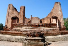 Old vihara Royalty Free Stock Photo