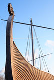 Old Viking Ship Royalty Free Stock Photos