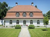 Old villa Royalty Free Stock Photography