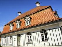 Old villa Royalty Free Stock Photo