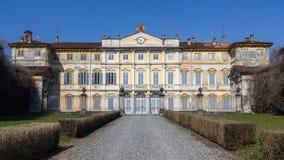 Old villa Royalty Free Stock Photos