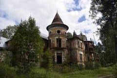 Old villa Stock Photos