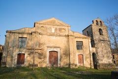 Old village abandoned Royalty Free Stock Photo