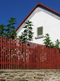 Old Village house. Southern Bohemia (Czech republic Royalty Free Stock Images