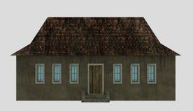 Old village house Stock Photo