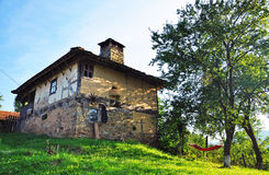 Old Village House Stock Image