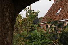 Old village Stock Image