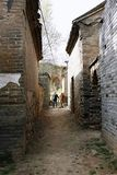 Old Village of New Milulou stock photos