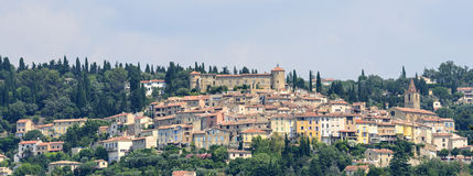 Old village in Provence Royalty Free Stock Photography