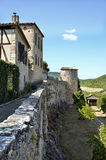 Old village of Puycelsi in France Stock Photos
