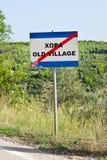 Old village Royalty Free Stock Photos