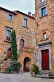 Old villages in Italy Stock Photos
