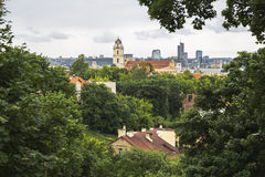Old Vilnius Stock Images