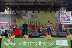 Old Vine Festival 2014 Stock Image