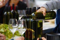 Old Vine Festival 2014, Maribor, Slovenia Royalty Free Stock Image