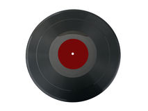 Old vinil record Royalty Free Stock Photography