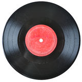 Old vinil record Stock Photo
