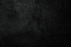 Old vintage Abstract black textured background close up.  Stock Images