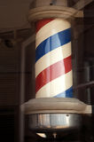 Old Vintage Barber Pole Royalty Free Stock Images