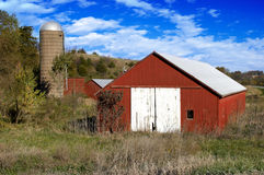 Old vintage Barn Stock Photos