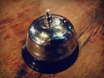 Old vintage bell Royalty Free Stock Image