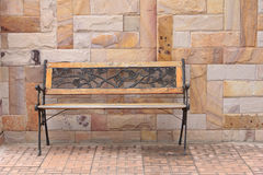 Old vintage bench Royalty Free Stock Images
