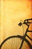 Old vintage bicycle Royalty Free Stock Image