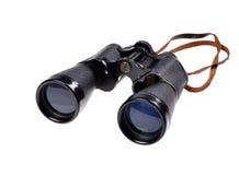 Old vintage binoculars Royalty Free Stock Photo