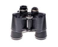 Old vintage binoculars Stock Photography