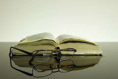 Old vintage book Royalty Free Stock Photography