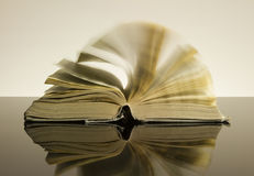 Old vintage book Royalty Free Stock Image