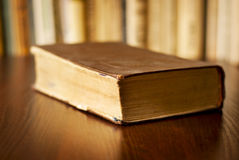 Old vintage book Royalty Free Stock Images