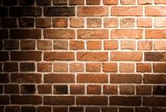 Old vintage brick wall Stock Photo