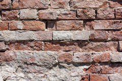 Old vintage brick wall Royalty Free Stock Photography