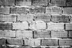 Old vintage brick wall for background Stock Image