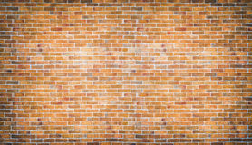 Old vintage brick wall texture and background. Use for brick art Stock Photography
