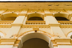 Old vintage building Royalty Free Stock Photos