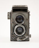Old vintage camera Royalty Free Stock Photos