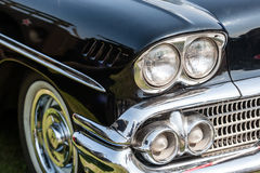 Old vintage car. Stock Photography