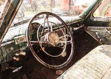 Old vintage car. Stock Images